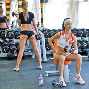 Фитнес-клубы Лебедяни