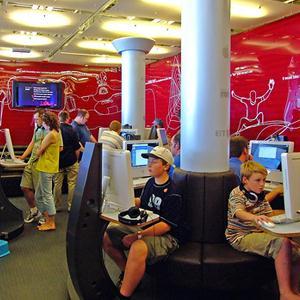 Интернет-кафе Лебедяни