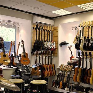 Музыкальные магазины Лебедяни