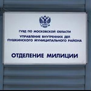 Отделения полиции Лебедяни