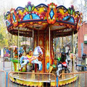 Парки культуры и отдыха Лебедяни