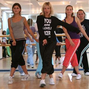 Школы танцев Лебедяни