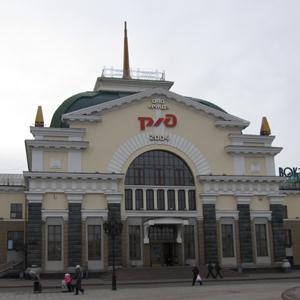 Железнодорожные вокзалы Лебедяни